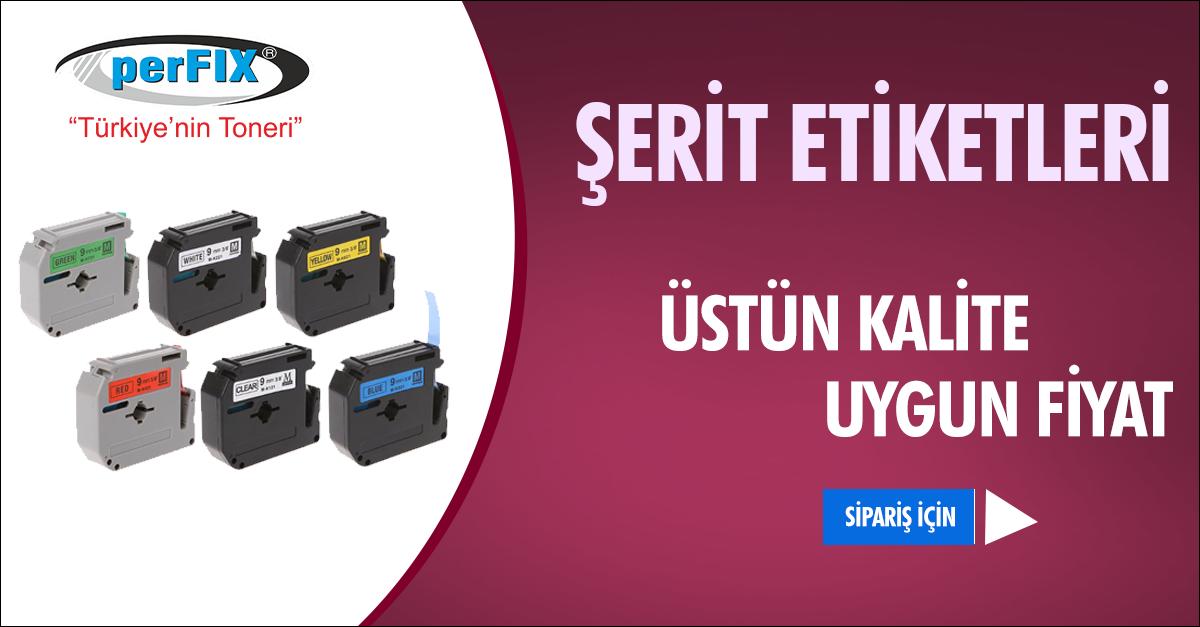 ŞERİT ETİKETLERİ